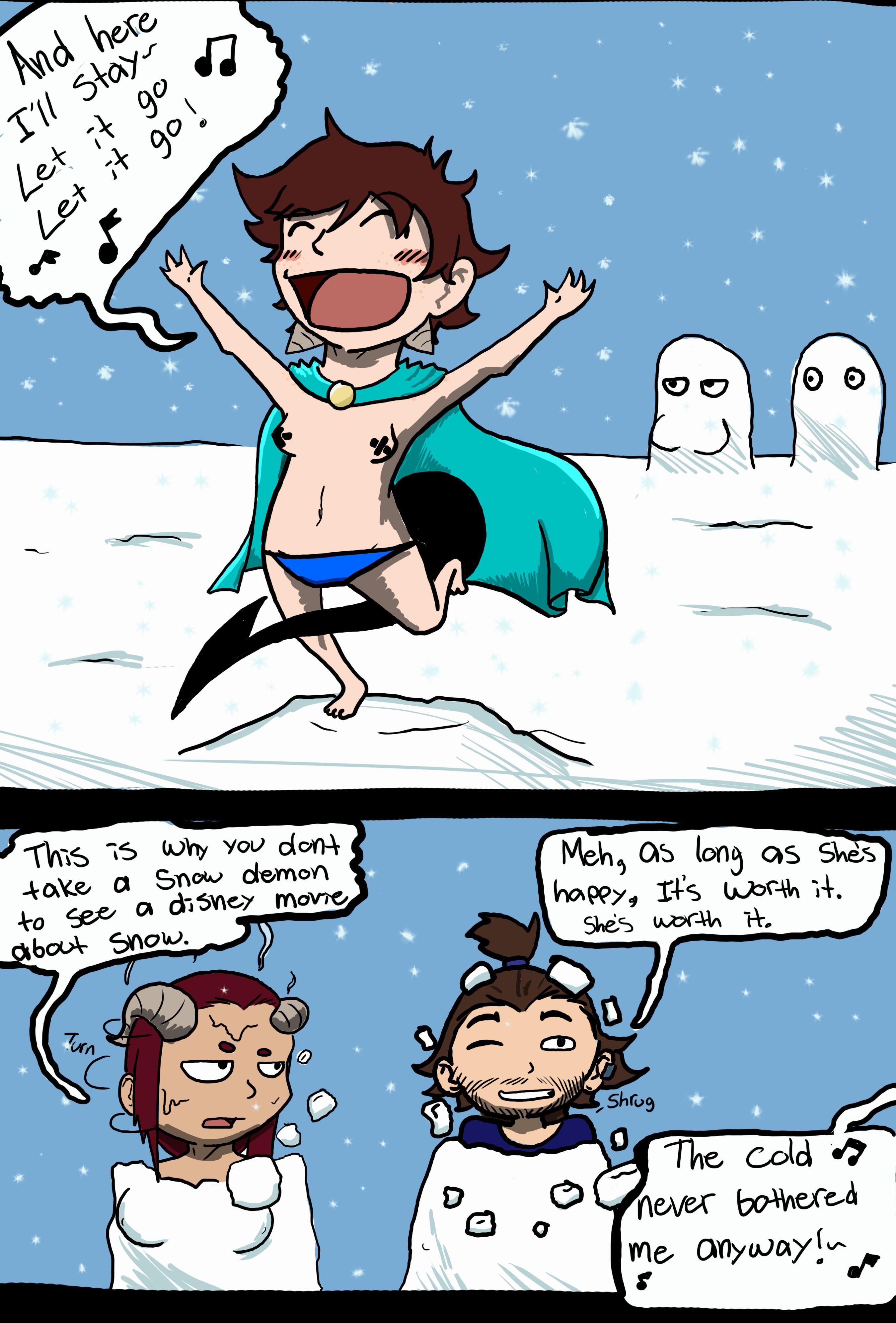 11 Frozen